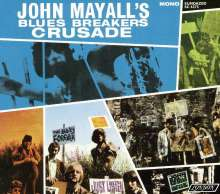 John Mayall & Bluesbreakers: Crusade, CD