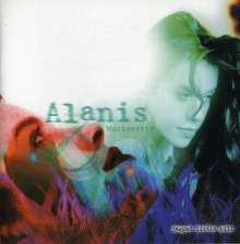 Alanis Morissette: Jagged Little Pill, CD
