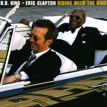 Eric Clapton & B. B. King: Riding With The King, CD
