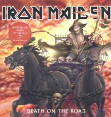 Iron Maiden: Death On The Road-Live In Dortmund 2003 (Ltd. Picture Edit.), 2 LPs