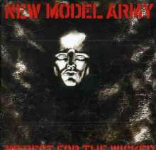 New Model Army: No Rest For The Wicked, CD