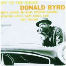 Donald Byrd  (1932-2013): Off To The Races (Rudy Van Gelder Remasters), CD
