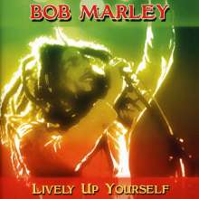 Bob Marley: Lively Up Yourself, CD