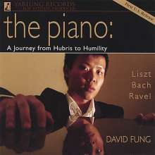 David Fung - The Piano: A Journey from Hubris to Humility, CD