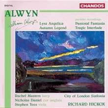 William Alwyn (1905-1985): Harfenkonzert