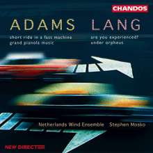 John Adams (geb. 1947): Grand Pianola Music, CD
