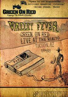 Green On Red: Valley Fever: Live At Rialto, DVD