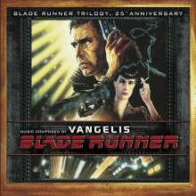 Vangelis: Blade Runner: Trilogy (Special Edition), 3 CDs