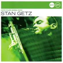Stan Getz  (1927-1991): Plays Bossa Nova (Jazz Club), CD