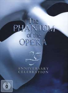 Phantom Of The Opera (25th Anniversary Collection)(4 CD+DVD), 4 CDs