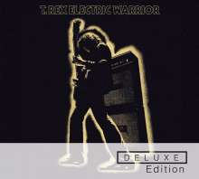 T. Rex: Electric Warrior (40th Anniversary Deluxe Edition), 2 CDs