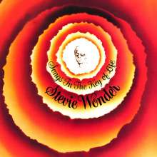 Stevie Wonder: Songs In The Key Of Life, 2 CDs