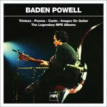Baden Powell  (1937-2000): Tristeza/Poema/Canto/Images On Guitar: Legendary MPS Albums, 2 CDs