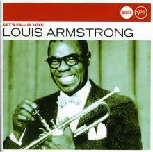 Louis Armstrong  (1901-1971): Let's Fall In Love - Jazz Club, CD
