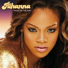 Rihanna: Music Of The Sun, CD