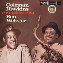 Coleman Hawkins & Ben Webster: Encounters, CD