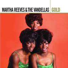 Martha Reeves & The Vandellas: Gold, 2 CDs