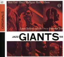 Stan Getz  (1927-1991): Jazz Giants '58, CD