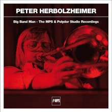 Peter Herbolzheimer  (1935-2010): Big Band Man - The MPS & Polydor Studio Recordings, 4 CDs