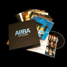 Abba: The Albums (Digi-Box), 9 CDs