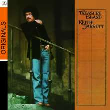 Keith Jarrett  (geb. 1945): Treasure Island, CD