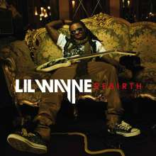 Lil Wayne: Rebirth, CD
