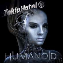 Tokio Hotel: Humanoid (German Version), CD