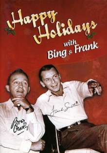Frank Sinatra  (1915-1998): Happy Holidays With Bing & Frank, DVD