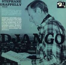 Stephane Grappelli  (1908-1997): Django, CD