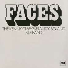 Kenny Clarke & Francy Boland: Faces, CD