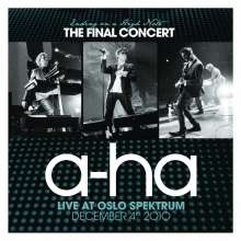 A-Ha: Ending On A High Note: The Fin, CD