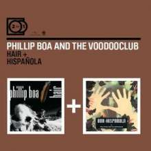 Phillip Boa & The Voodooclub: Hair / Hispanola (2for1), 2 CDs
