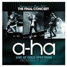 A-Ha: Ending On A High Note - Live (CD + DVD), CD