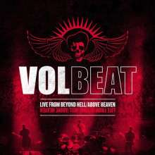 Volbeat: Live From Beyond Hell / Above Heaven, CD