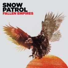 Snow Patrol: Fallen Empires (Limited Deluxe Edition) (CD + DVD), CD