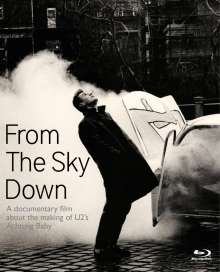 U2: From The Sky Down (Director's Cut), Blu-ray Disc