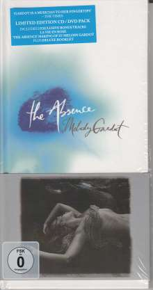 Melody Gardot  (geb. 1985): The Absence (Limited Deluxe Edition) (CD + DVD), CD