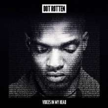 Dot Rotten: Voices In My Head, CD