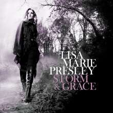 Lisa Marie Presley: Storm & Grace, CD