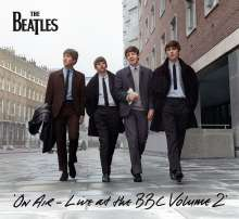 The Beatles: On Air - Live at the BBC Volume 2