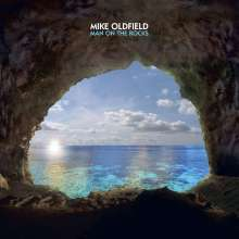 Mike Oldfield: Man on the Rocks auf CD