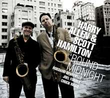 Harry Allen + Scott Hamilton: 'Round Midnight, CD