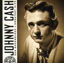 Johnny Cash: Sun Recordings: Greatest Hits, CD