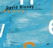 David Binney  (geb. 1961): South, CD