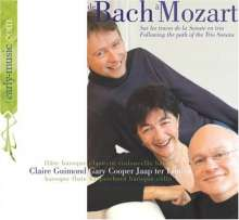 De Bach A Mozart - Following the path of the Trio Sonata, CD