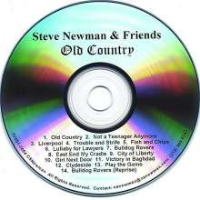 Steve Newman & Friends: Old Country, CD