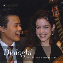 Elinor Frey & David Fung - Dialoghi, CD