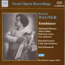 Richard Wagner (1813-1883): Tannhäuser, 2 CDs