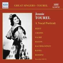 Jennie Tourel - A Vocal Portrait, CD
