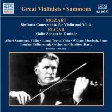 Albert Sammons,Violine, CD